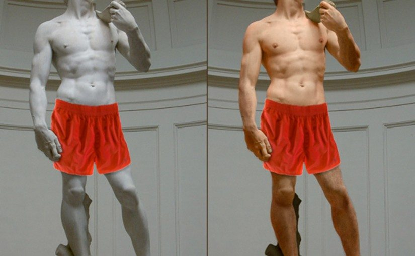 Representative Art vs. The Real Thing: Which is more beautiful?