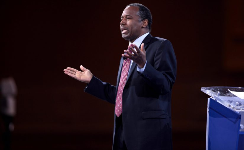 Ben Carson on bias in education from byrd nick.com